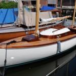 Boot: Schwedischer Kanukreuzer